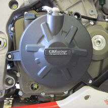 GBRacing Crash Protectors and Engine Case Cover Set for Aprilia RSV4 and Tuono V4R
