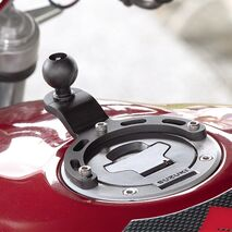 RAM Small Motorcycle Gas Tank Base RAM-B-410U