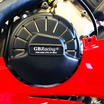 GBRacing Alternator Cover for Ducati V4R 2019