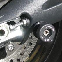 GBRacing 6mm Paddock Stand / Swingarm Crash Bobbin Set for Triumph