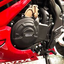 GBRacing Alternator / Stator Case Cover for Honda CBR500R 2019 – Current Models Only