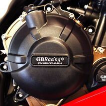 GBRacing Gearbox / Clutch Case Cover for Honda CBR500R 2019 – Current Models Only