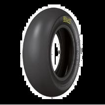 PMT Rear Tyre 120/80R10 Slick Medium
