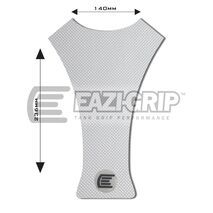 Eazi-Grip PRO Centre Tank Pad B 140mm x 236mm, Clear or Black
