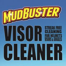 MudBuster Visor Cleaner 250ml Spray