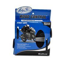Motion Pro Road Control Grips Diamond Pattern PAIR Black