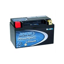 SSB Powersport LH14-BS High Performance Lithium Ion Phosphate Motorcycle Battery
