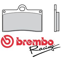 Brake Pads Brembo Z04 Compound Yamaha YZF-R1 / R6 - M538Z04