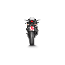 Akrapovic Exhaust System Kawasaki Ninja ZX-10R 2016 - 2020 Evolution Line (Carbon)