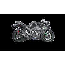 Akrapovic Slip-On Line Carbon (Street Legal) Kawasaki Ninja ZX-10R 2016 - 2020