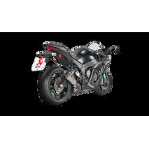 Akrapovic Slip-On Line (Titanium) Kawasaki Ninja ZX-10R 2016 - 2020