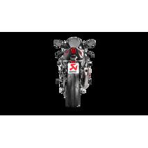 Akrapovic Complete Exhaust System Suzuki GSXR 1000 17- Evolution Line (Titanium)