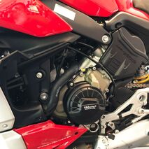 GBRacing Engine Case Cover Set for Ducati Streetfighter V4 / S 2020 – Current Models Only