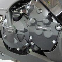 GBRacing Crash Protection Bundle for Kawasaki ZX-10R 2008 - 2010