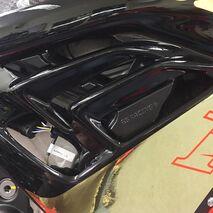 GBRacing Frame Protector Set for BMW S1000RR 2019 - Current Models Only