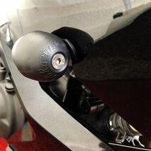 GBRacing Bullet Frame Sliders (Race) for Kawasaki Ninja 400