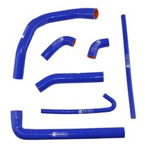 Eazi-Grip Silicone Hose and Clip Kit for Ducati 899 959 1199 1299 Panigale Blue