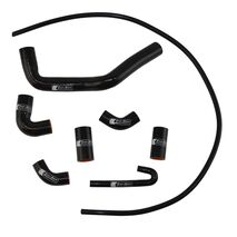 Eazi-Grip Silicone Hose and Clip Kit for Ducati Panigale V4  black
