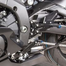 Bonamici Racing Rearsets To Suit Yamaha R6 (2017 - Onwards)