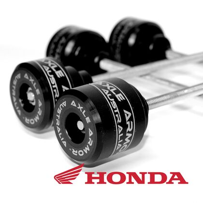Axle Armor Honda