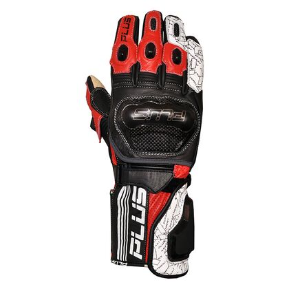 Predator Kangaroo/Cowhide Leather Gloves - Red