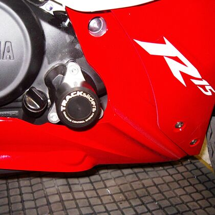 TrackSliders Crash Protection to suit Yamaha YZF-R15 2015 to Current Models