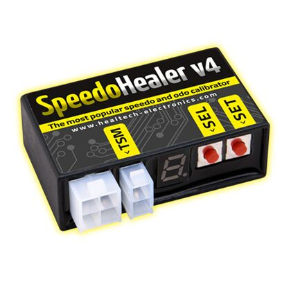 HealTech SpeedoHealer V4 Module + Harness Kit