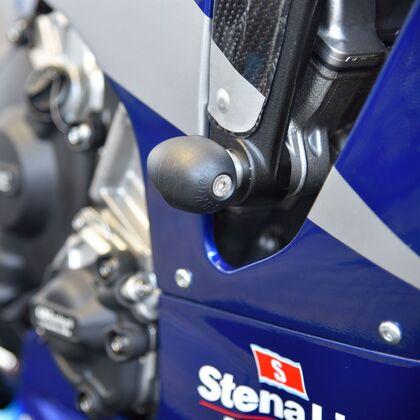 GBRacing Frame Sliders / Crash Knobs (Race) for Yamaha YZF-R1 2015 to Current Model