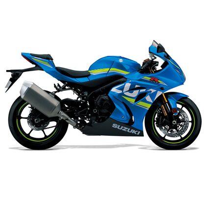 GBRacing Bullet Frame Sliders / Crash Knobs (Race) for Suzuki GSX-R 1000 2017 to Current Models