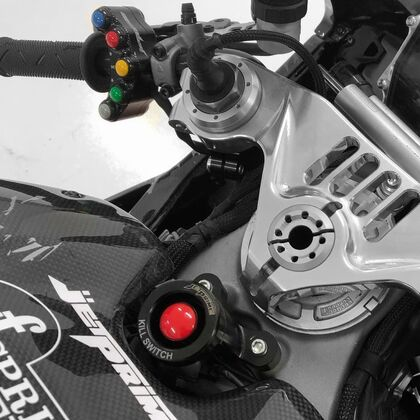 Jetprime Kill Switch for Ducati Panigale V4 V4R