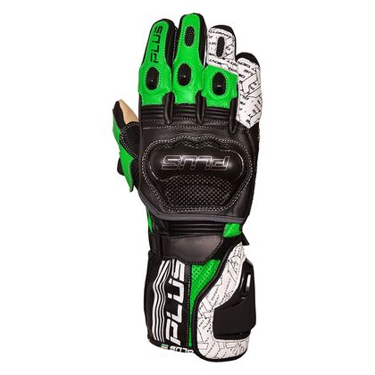 Predator Kangaroo/Cowhide Leather Gloves - Green