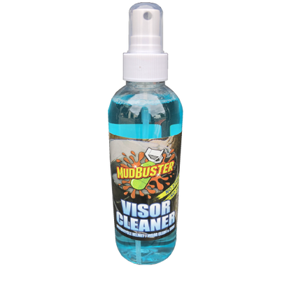 MudBuster Visor Cleaner 250ml Spray