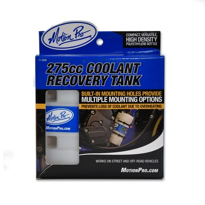 Motion Pro Coolant Recovery Tank 275cc