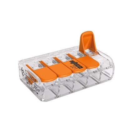 Wago Splicing Splicing Connector Set; L-BOXX® Mini; 221 Series 887-952