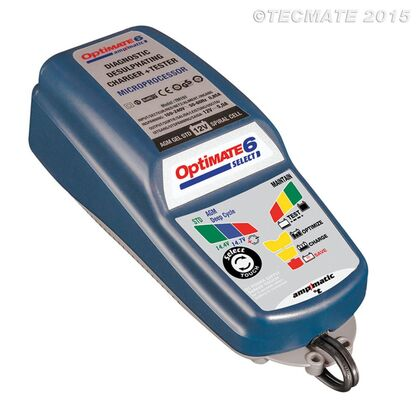 OptiMate 6 Aus - Battery Charger