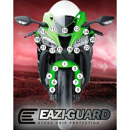 Eazi-Guard Stone Chip Paint Protection Film for Kawasaki Ninja ZX-10R