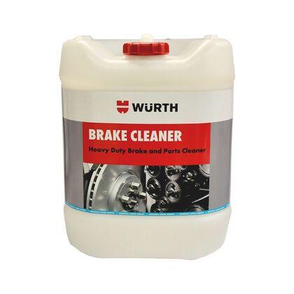 Wurth Brake Cleaner 20 Litre