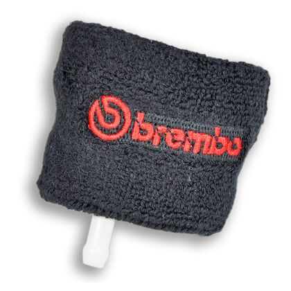 Brembo Terry - Cloth Wristband Brake Fluid Reservoir Protector, Genuine Brembo Part