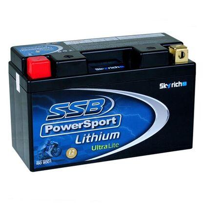 SSB Powersport LFP9B-4 Lithium Ultralite 12V Battery