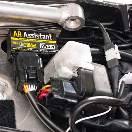 HealTech AR Assistant (ARA) Anti-Wheelie/ Traction/ Launch Control and Pit Lane & Top Speed Limiter