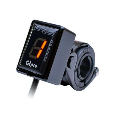 Healtech GIPro Black Mount for use with GIpro X-type, GIpro DS-series and Shift Light Pro [GIPRO-M-BK]