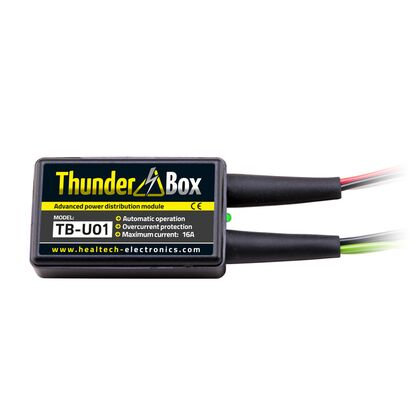 HealTech Electronics ThunderBox - Advanced Power Distribution Module TB-U01