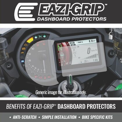 Eazi-Grip Dash Protector for Kawasaki Z1000 2015