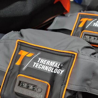 """Thermal Technology Ohvale GP2 12"""" Race Series Tyre Warmers –50°c – 90°c – 110°c XS"""