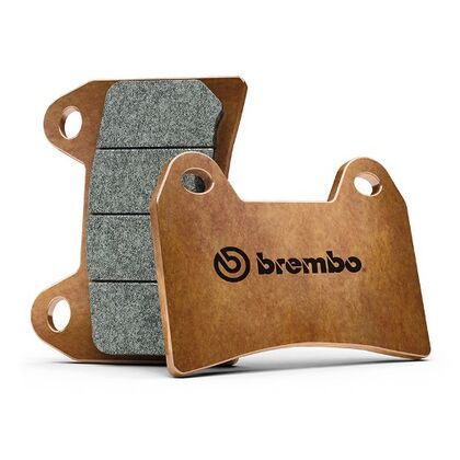 Brake Pads Brembo M068Z04 Racing Z04 Compound for Yamaha YZF-R3, MT-03, Brembo 107A48606