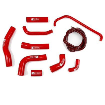 Eazi-Grip Silicone Hose Kit for Yamaha YZF-R6 Red