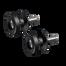 GBRacing 10mm Paddock Stand / Swingarm Crash Bobbin Set for Kawasaki